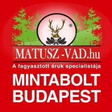 Matusz-Vad Mintabolt Budapest