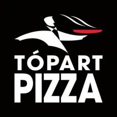 Tópart Pizzéria logó