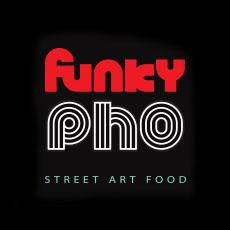 Funky Pho logó