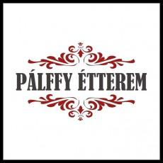 Pálffy Étterem logó