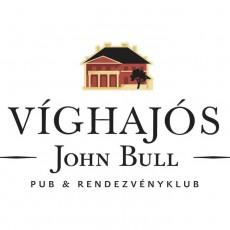 Víghajós John Bull Pub logó