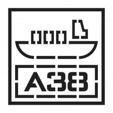 A38 logó