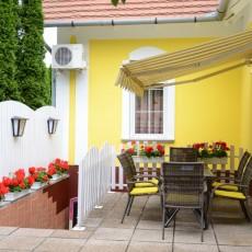 Horváth-kert terasz