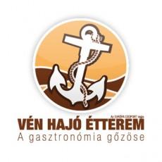 Vén Hajó Étterem logó