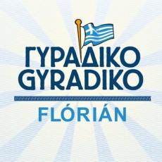 Gyradiko Flórián logó